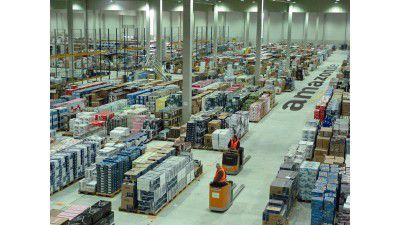 Best in Cloud 2012: Logistics Mall bietet flexible Services auch für komplexe Lieferketten - Foto: Amazon