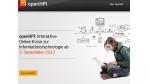 Online-Angebot des HPI: Kostenlose IT-Kurse für jedermann - Foto: HPI