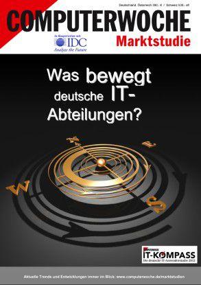 Der IT-Kompass 2012 zeichnet ein umfassendes Stimmungsbild deutscher IT-Anwenderunternehmen.