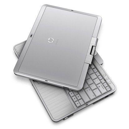 Leistung und Features wie ein ausgewachsenes Notebook bietet HPs Convertible-Tablet EliteBook 2760p.