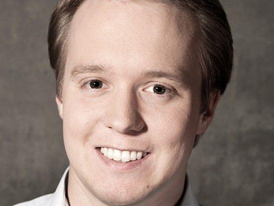 Jan Wilfarth ist Personalleiter des Spieleanbieters Innogames.
