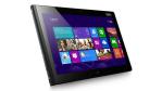 Statt Android: Neues Thinkpad-Tablet von Lenovo läuft unter Windows 8 - Foto: Lenovo