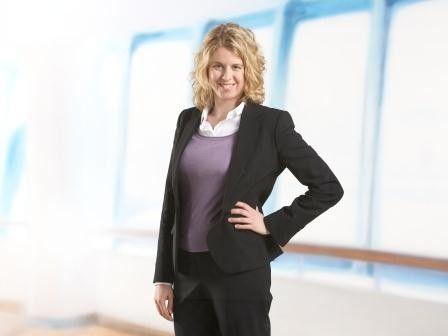 Otto-Personalerin Ireen Baumgart schickt Bewerbern vorab einen Test zu, um deren potentielle Eignung zu prüfen.