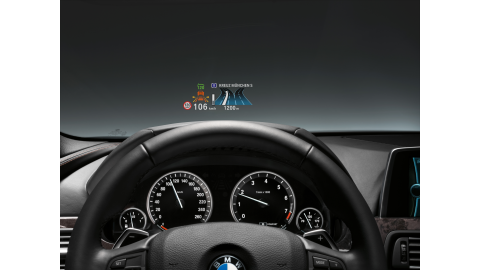 Das vernetzte Auto liegt im Trend - Foto: BMW
