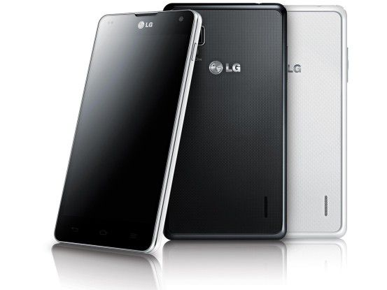 LG Optimus G Lightning