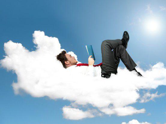 Eine IT, die fit für das Cloud-Modell werden will, darf sich nicht auf die faule Haut legen.