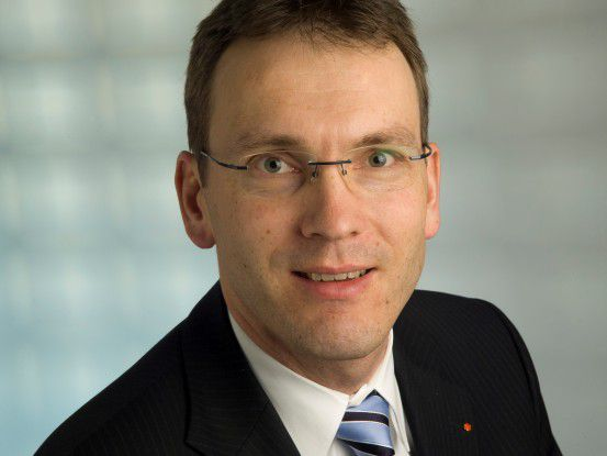 """Axel Schnuck, Bausparkasse Schwäbisch Hall: """"Der Wirtschaftsinformatiker entspricht unserem Idealbild."""""""