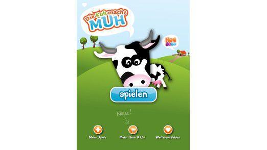 """Mit """"Die Kuh macht Muh"""" die Tierwelt entdecken."""