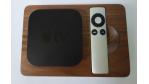 Gadget des Tages: bloc for Apple TV - Holzunterlage für die Apple-Box - Foto: bloc