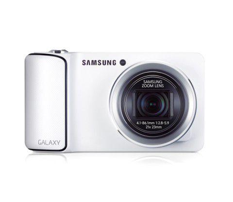 Die Samsung Galaxy Camera