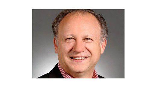 """Randall D. """"Randy"""" Mott, CIO bei General Motors und EX-HP-Manager, will bis zu 10.000 Jobs in der internen IT des Autokonzerns schaffen."""