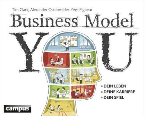 Clark, Osterwalder et al.: Business Model You. Dein Leben, deine Karriere, dein Spiel, Campus 2012.