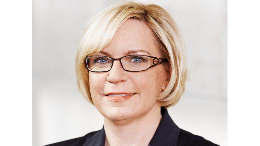 Marika Lulay: Die diplomierte Informatikerin und seit zehn Jahren im Vorstand des IT-Dienstleisters GFT Technologies. Informatik zu studieren lohnt ihrer Meinung nach auf jeden Fall.