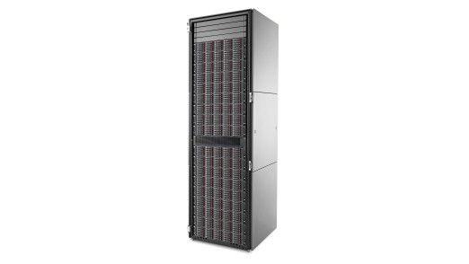 Die HP EVA war eine der ersten Storage-Plattformen, bei der die interne Virtualisierung zum Lieferumfang gehörte