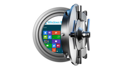 iOS- und Android-Herausforderer: Sicherheit in Windows 8 - Foto: Frank Peters, Fotolia & Microsoft