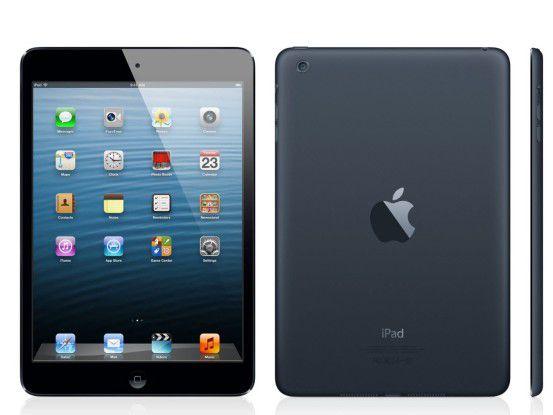 Das iPad mini kostet in Deutschland ab 329 Euro und damit einiges mehr als die vermeintliche Konkurrenz aus dem Android-Lager.