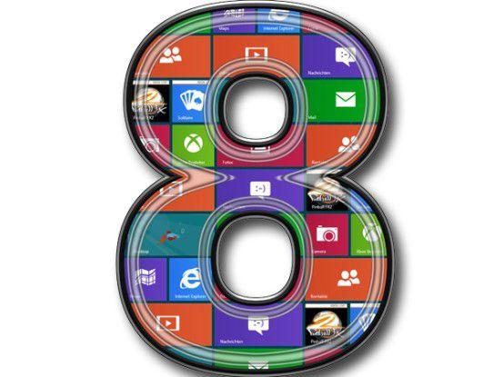 Windows 8 im Überblick.
