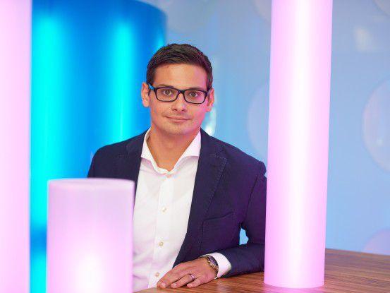Tobias Bergtholdt hat bei der Deutschen Telekom eine für ihn perfekte Kombination aus Technik und Strategie gefunden.
