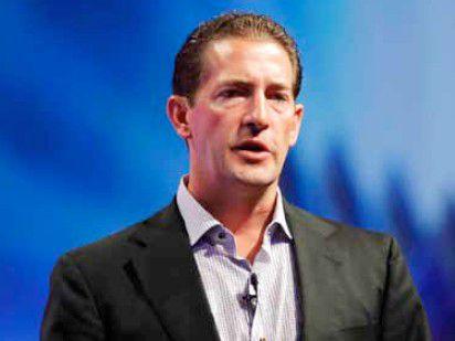 CTO Steve Herrod erläuterte die Idee des Software Defined Datacenter.