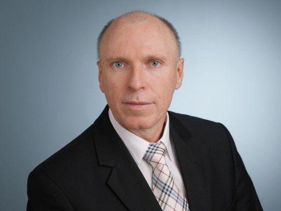 Unisys-Outsourcing-Chef Rudolf Kühn interessiert sich für die BYOD-Praxis in den Unternehmen.