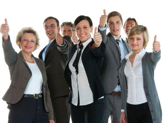 Ist die Stimmung im Projektteam gut,ist das schon eine wichtige Basis für den Projekterfolg.
