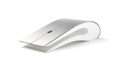 Gadget des Tages: Titanium Mouse von Intelligent Design - Purer Luxus - Foto: Intelligent Design
