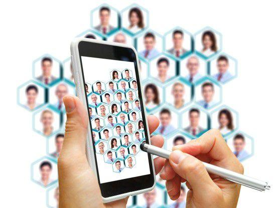 Auch bei weniger Smartphone-Nutzern empfiehlt sich bereits ein rudimentäres MDM.