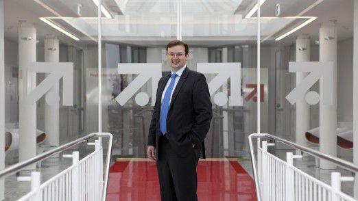Andreas König, CIO der ProSiebenSat.1 Media AG.