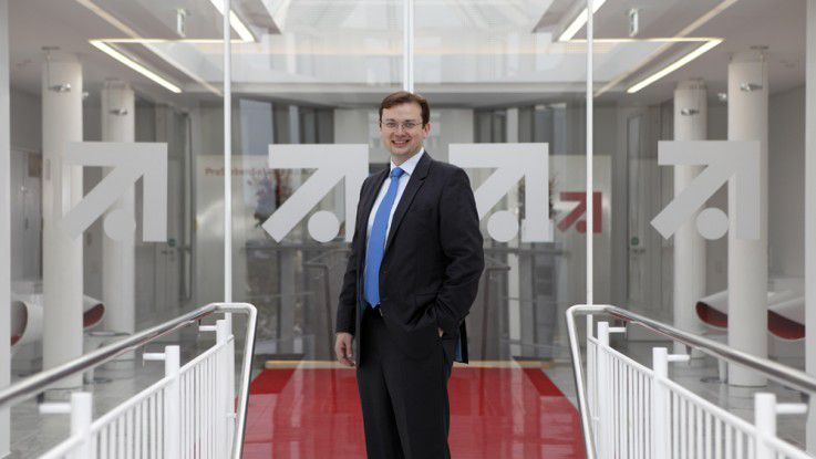 Andreas König, ProSiebenSat.1 Media AG