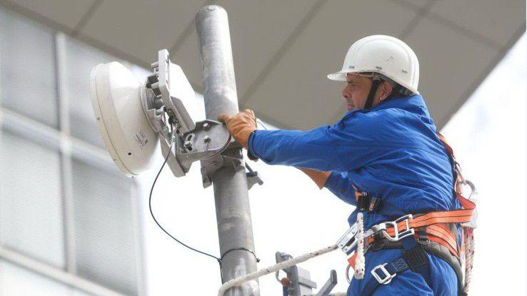 Die Mobilfunkanbieter können die im 800 MHz Bereich ersteigerten Frequenzen jetzt in allen Bundesländern frei nutzen.