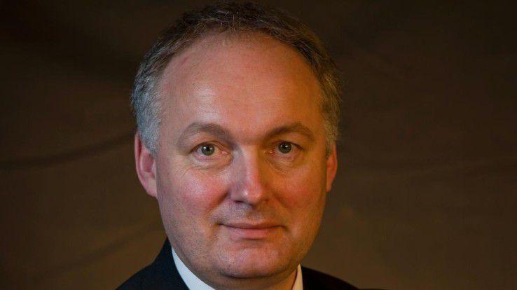 Martin Frick ist bei Avaloq für BPO zuständig.