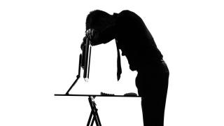 Burnout verhindern: Narzissten brennen schneller aus - Foto: snaptitude - Fotolia.com