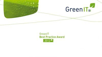 Green IT Best Practice Award 2012: So grün kann IT machen - Foto: GreenIT BB