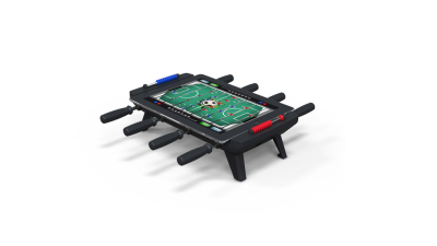 Gadget des Tages: New Potato Technologies Classic Match Foosball - Kick das iPad - Foto: New Potato Technologies