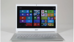 Mit Windows 8: Im Praxis-Test - Acer-Ultrabook mit Touch-Display - Foto: PC-WELT