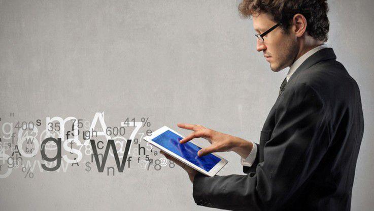 Tablets sind weiterhin im Kommen - privat sowie im Business.
