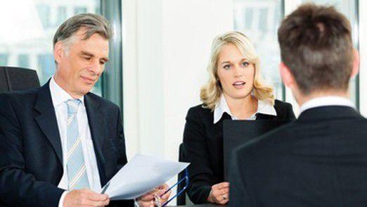 Die Frage nach dem Gehaltswunsch löst bei vielen Bewerbern puren Stress aus.