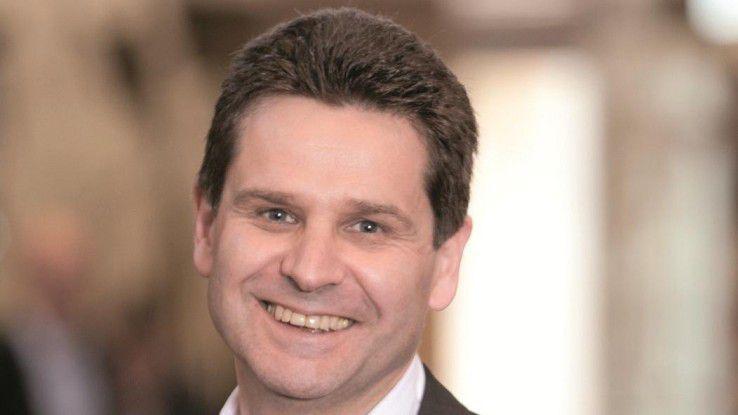 Ralf Schneider, CIO der Allianz Versicherungsgruppe