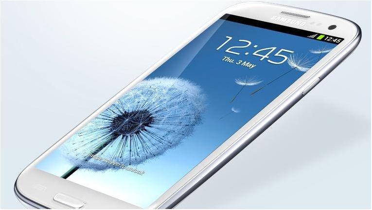 Am weitesten verbreitet: Samsung Galaxy SIII
