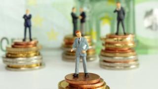 Gehaltserhöhung: 10 Prozent mehr Gehalt beim Jobwechsel - Foto: Tobif82 Fotolia.com