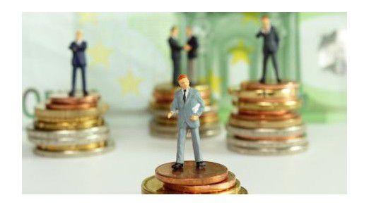 Bewerbungsgespräche: Besonders beim Thema Gehalt ist eine gute Vorbereitung das Wichtigste.