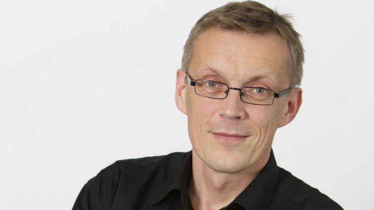 Heinrich Vaske Chefredakteur CW