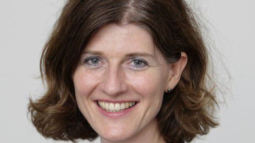"""Karen Funk, Redakteurin und Projektleiterin """"CIO des Jahres""""."""