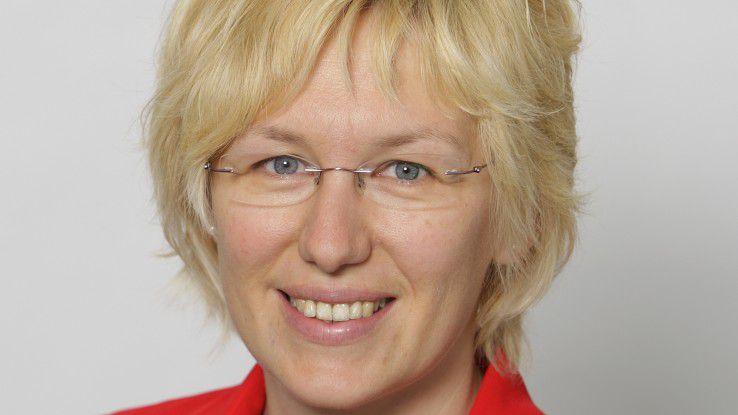 Alexandra Mesmer, Redakteurin der COMPUTERWOCHE, wünscht sich mehr Frauen in der IT.