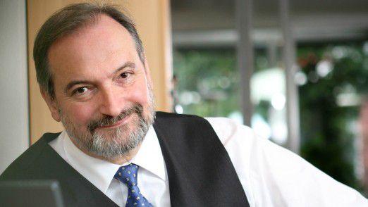 Ulrich Kampffmeyer sieht Chancen für ECM-Anbieter, die sich bewegen.