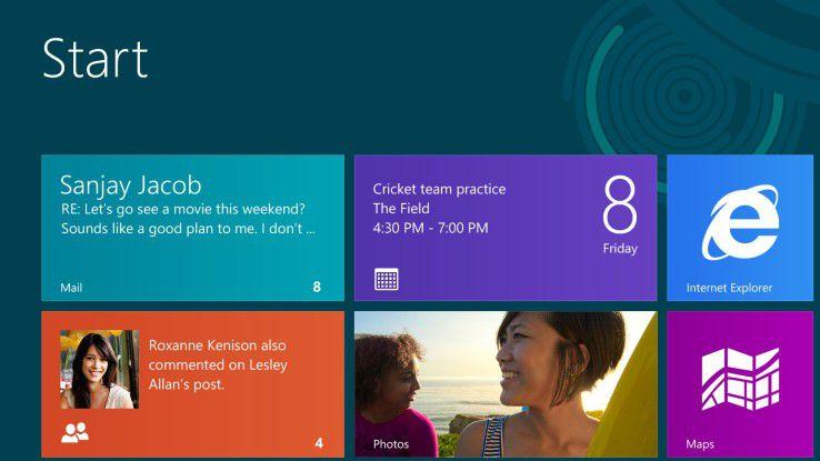 SAP hat seine mobile Plattform und die MDM-Lösung Afaria kompatibel mit Windows-8 gemacht.
