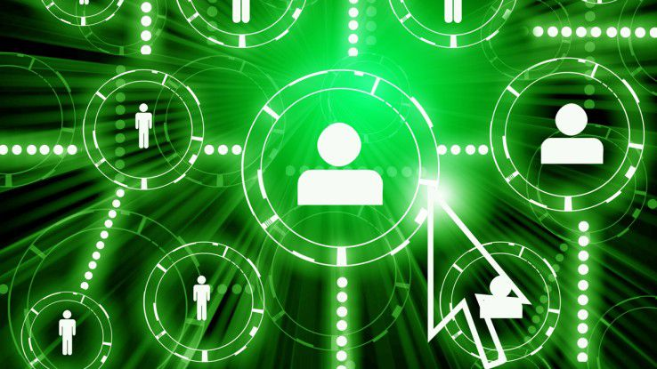 Eine funktionierende Social-Enterprise-Lösung verknüpft alle Mitarbeiter und ihre Expertise miteiandner - ganz im Sinne des Unternehmens.