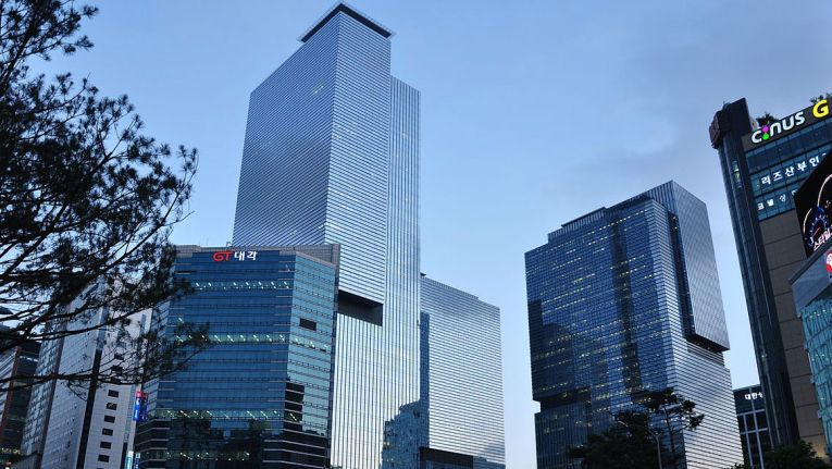 Samsung Zentrale 16:9 HQ Seoul Südkorea