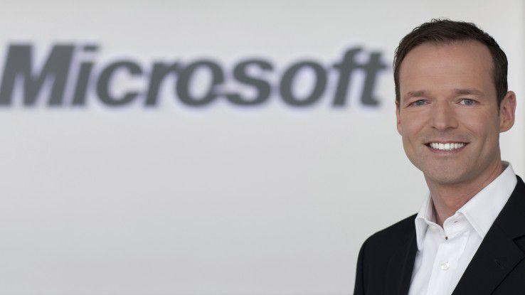 Georg Bachmaier, Microsoft.
