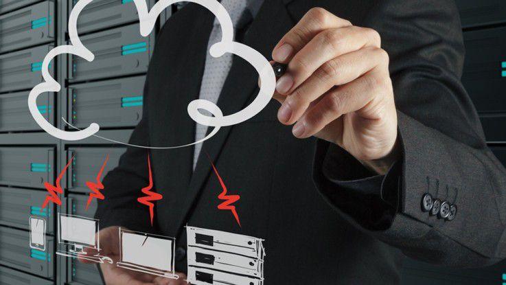 IaaS an der Börse: Der freie Handel mit Cloud-Kapazitäten ist eröffnet.